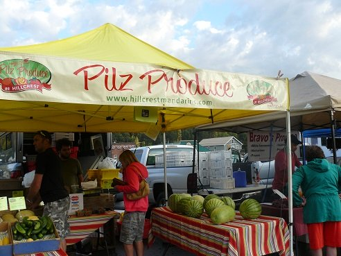 Foothills Farmers Market in Truckee California - Info. by Truckee Travel Guide