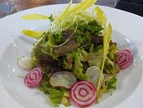 Truckee Restaurants - Salad from Trokay Cafe in Truckee, CA